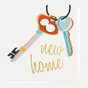 New home - keys