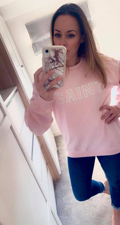 SAINT - Baby pink