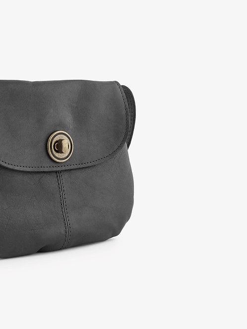 Party crossover leather bag (cols)