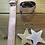 Thumbnail: Leather Star Keyrings