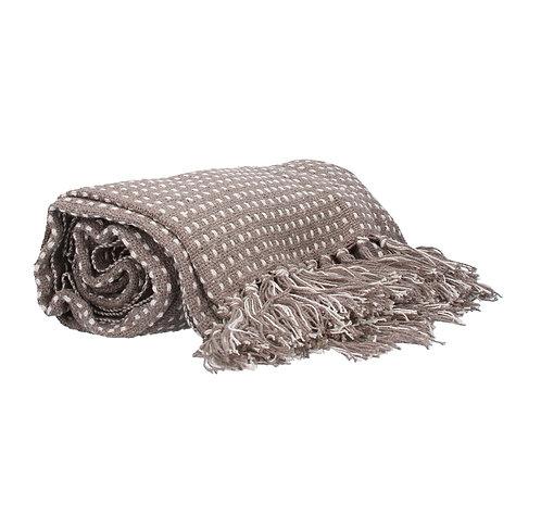 Stab stitch Blanket