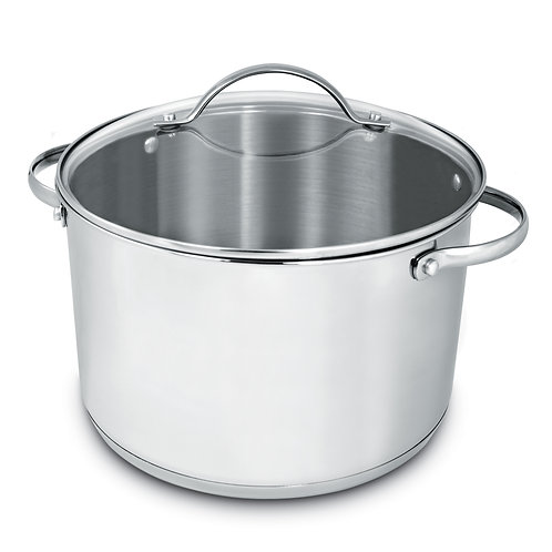 Deluxe Covered Dutch Oven 9 qt