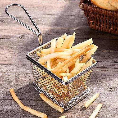 Panier personnel pour frites
