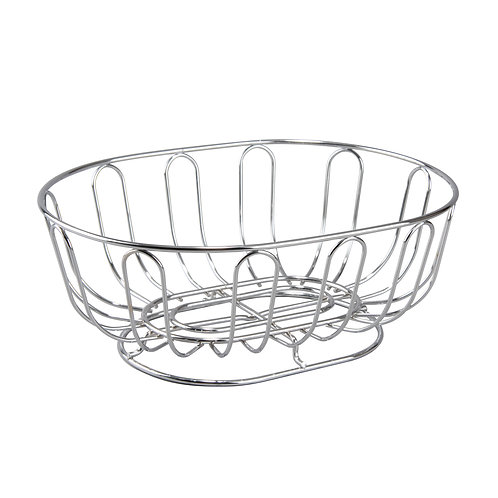 Oval Bread Basket or Fruit Bowl