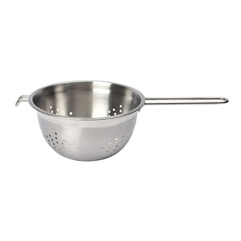 Stainless Steel Long Handle Colander