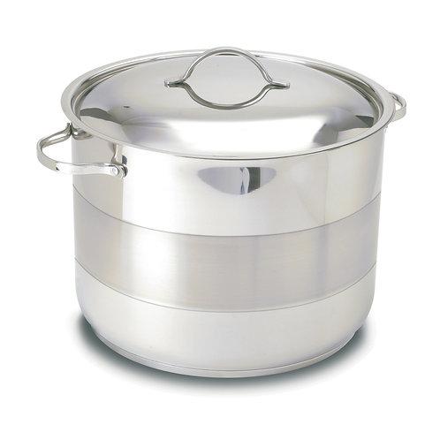 Gourmet Covered Stock Pot