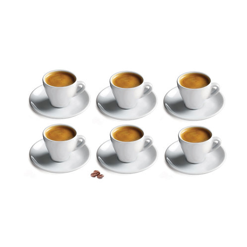 Set of 6 Espresso Cups