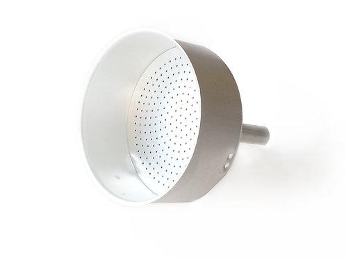 Filtre Entonnoir Aluminium pour Cafetières en Aluminium