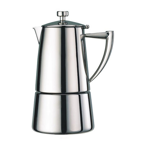 Roma Stainless Steel Espresso Coffeemakers