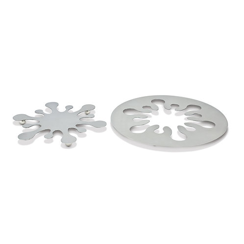 Two-in-One Trivet Set