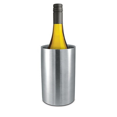 Double Walled Satin Wine Cooler/Chiller