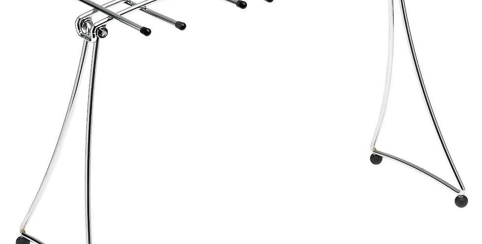 Support de séchage pliable pour verres à pied