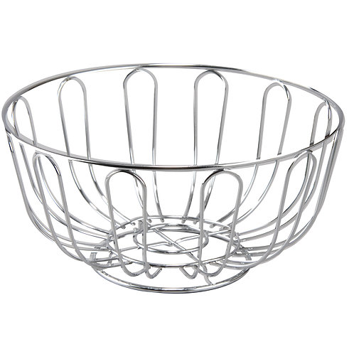 Round Bread Basket or Fruit Bowl