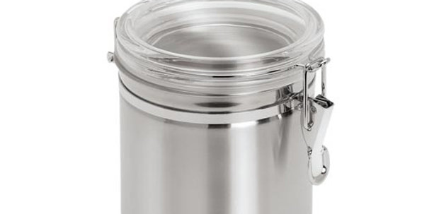 Air Tight Canisters with See-Thru Lid