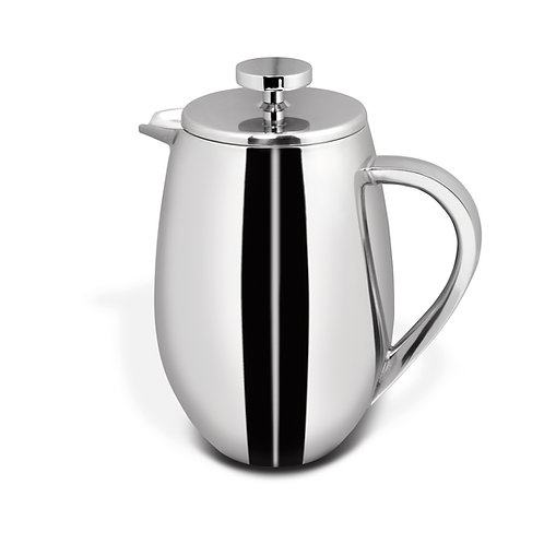 Double Walled Stainless Steel French Press