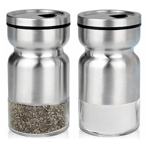 Salt and Pepper / Spice Shaker Set