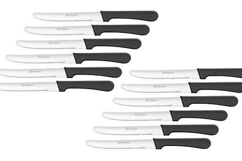 Couteaux à Bifteck ensemble de 12