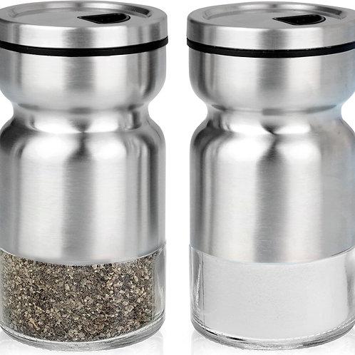 Ensemble sel, poivre ou épices