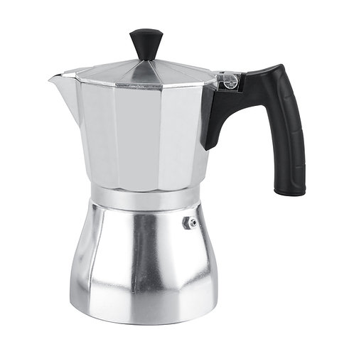 Cafetière Espresso Latte en Aluminium