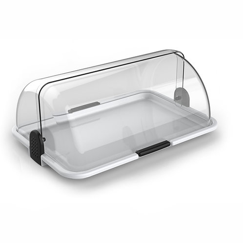 Polybox Countertop Bakery Display Case