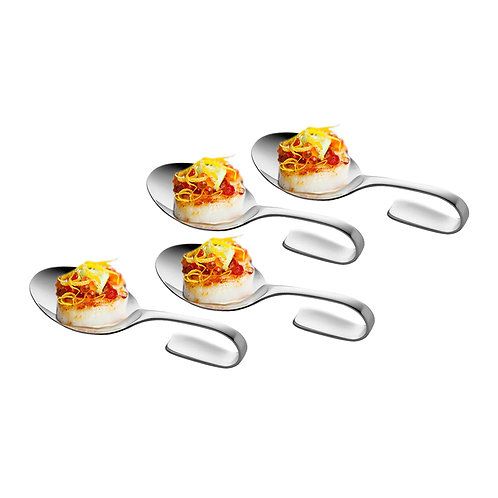 Set of 4 Tapas Spoons