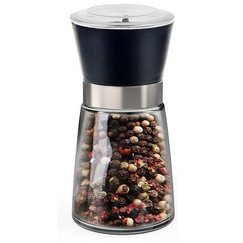 Salt, Pepper, or Flax Seed Mill
