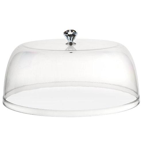 Acrylic Diamond Cake Dome