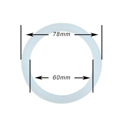 6 cup Silicone Gasket for Firenza, Liberta and Barista