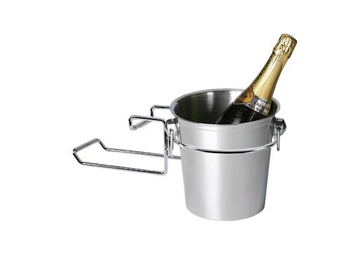 Porte seau vin champagne cuisinox professional cookware for Porte seau a champagne