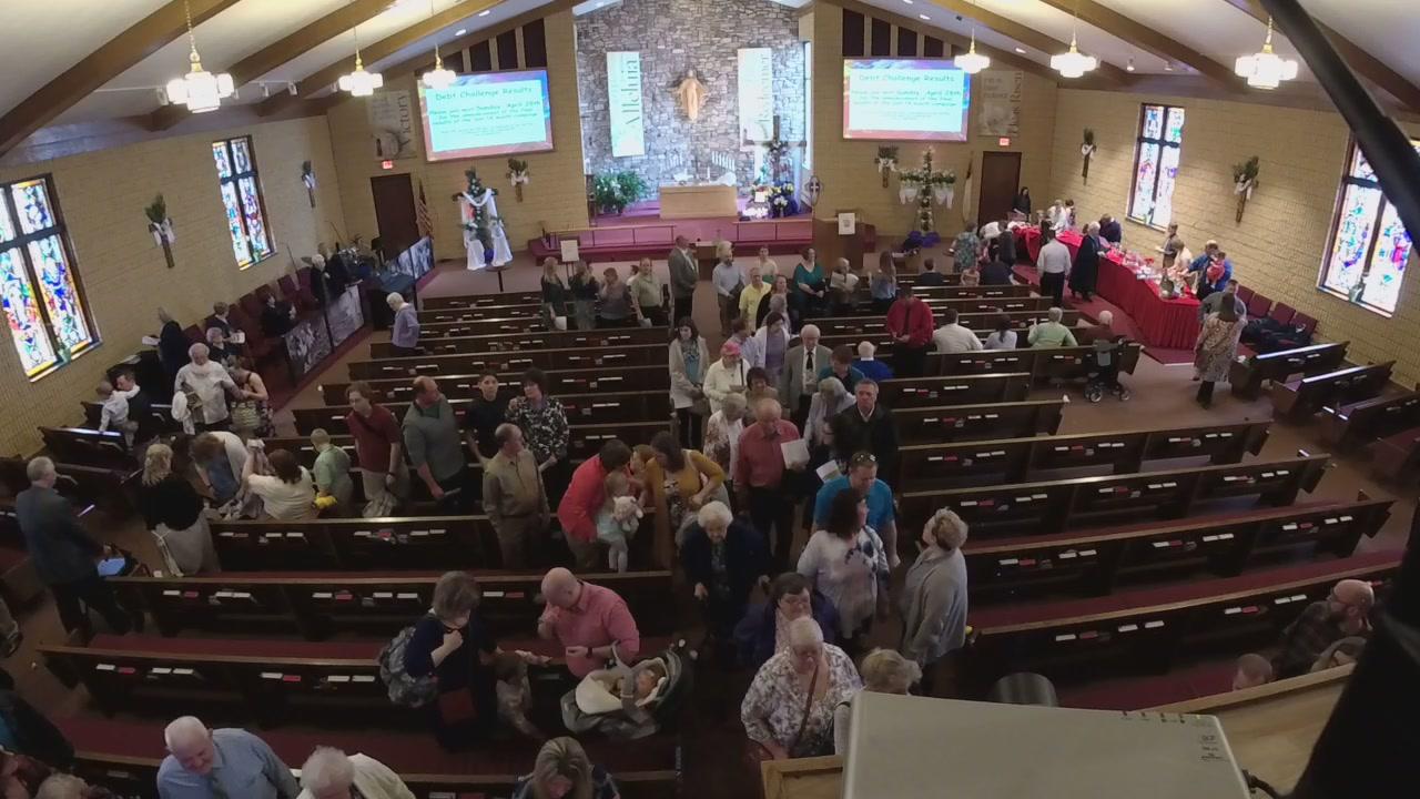 Easter Festival Worship Service (April 21, 2019)