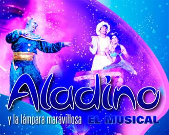 ALADINO, EL MUSICAL