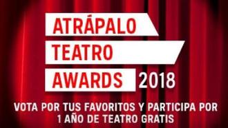 Clap! 2018 2da versión del #AtrápaloAwards al teatro chileno este 28 de marzo