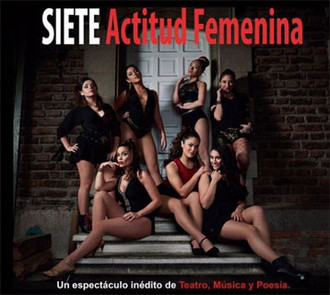 """Siete, Actitud Femenina"""