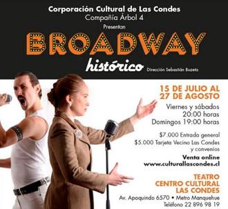 Broadway Histórico