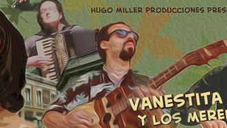 """VANES TITA Y LOS MERELLOS - Festival """"Providencia Más Teatro"""""""