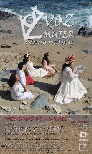 Obra Memorias de Mujeres en PCDV