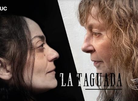 """""""La Taguada"""" con Claudia Di Girólamo y Paula Zúñiga"""