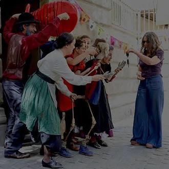 Compañía La mona ilustre inicia en el norte del país su gira Teatro Itinerante 2017