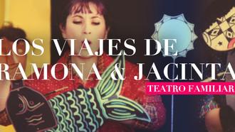 Los Viajes de Ramona y Jacinta