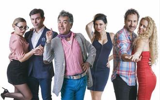 """Patricio Torres junto a un gran elenco estrena """"Departamento de Solteras"""""""