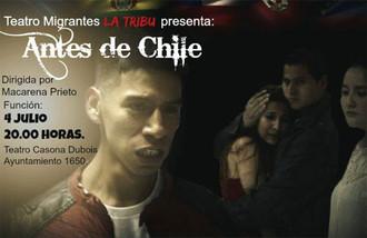 Antes de Chile