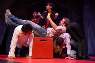 Impro para todos en Sala Teatro Lospleimovil