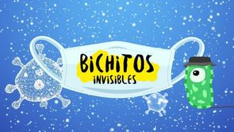 Bichitos Invisibles, coronavirus en la voz de l@s niñ@s