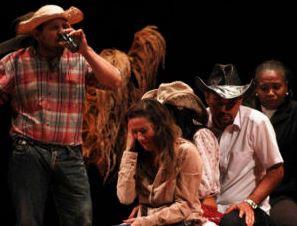Fiesta en el Llano