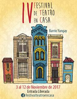 4to Festival de Teatro en Casa