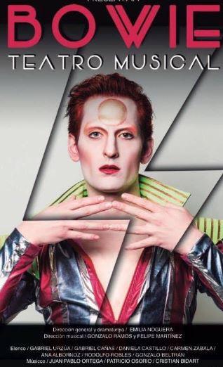 Últimas Funciones: Bowie, el musical