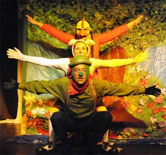 Programa Doble Teatro Infantil en La Reina: Domingos de Noviembre