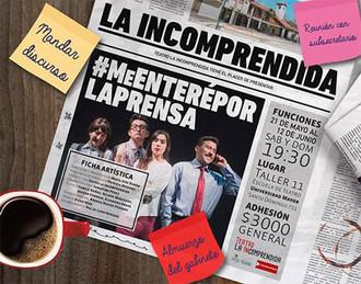 HECHOS DEL CASO CAVAL INSPIRAN OBRA DE TEATRO #MEENTERÉPORLAPRENSA