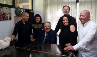DE LA PÉRGOLA A LA NEGRA De Regia Orquesta Sexteto y Valentín Trujillo