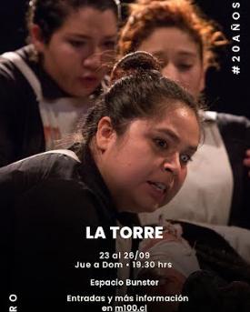 """""""LA TORRE"""" en Matucana !00"""